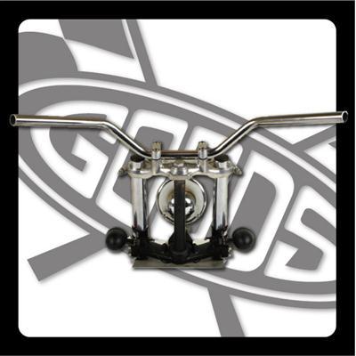 【GOODS】Narrow Tracker 把手 AMAL364 油門座 拉索組 - 「Webike-摩托百貨」
