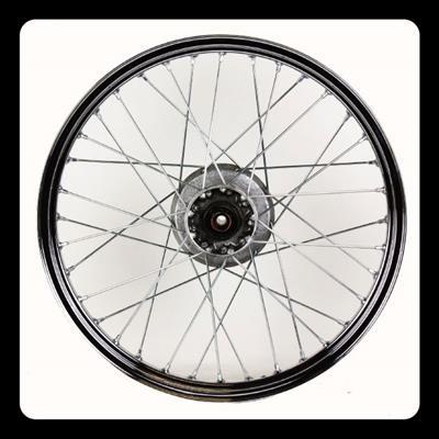 【GOODS】21吋 前輪鋼絲套件 - 「Webike-摩托百貨」