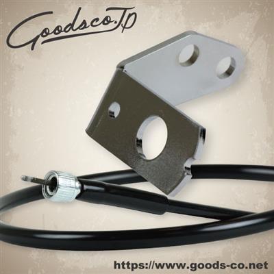 【GOODS】側邊安裝型儀錶套件 Φ60 (附指示燈) - 「Webike-摩托百貨」