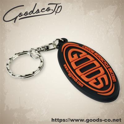 【GOODS】橡皮鑰匙圈 - 「Webike-摩托百貨」