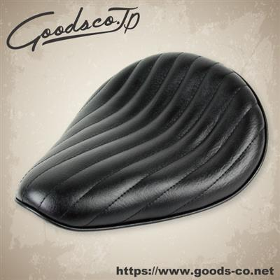 【GOODS】GOODERS Saddle 坐墊套件 (Vertical tuck) - 「Webike-摩托百貨」