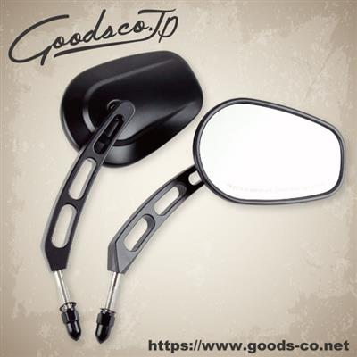 【GOODS】Cut Design 橢圓錐形後照鏡 - 「Webike-摩托百貨」