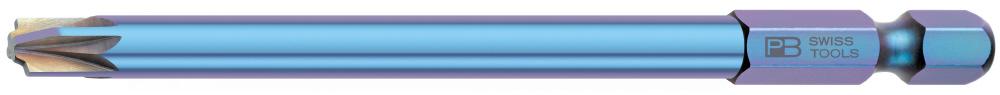 【PB】E6L-180-2 階梯型長一字/十字型起子頭 - 「Webike-摩托百貨」