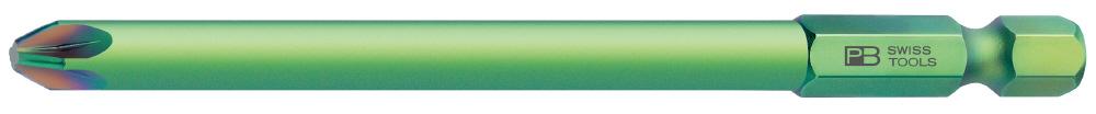 【PB】E6L-192-3 階梯型長十字型起子頭 - 「Webike-摩托百貨」