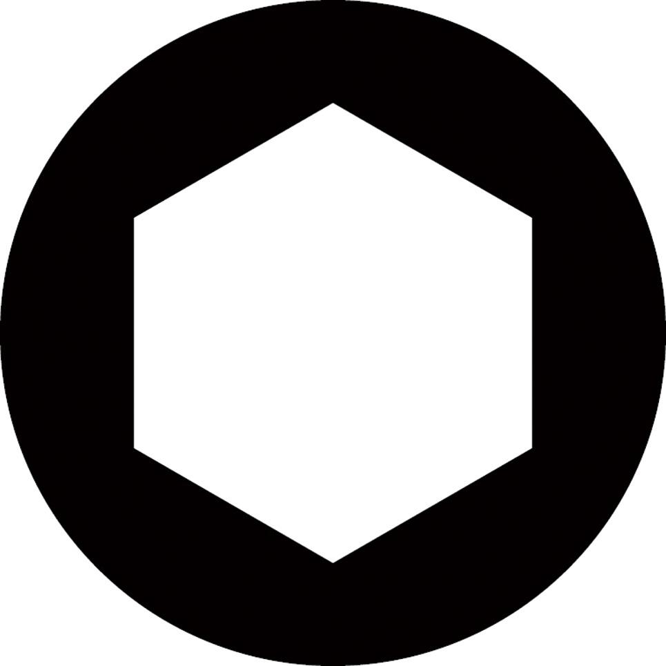【PB】E6-210-10 階梯型六角起子頭 - 「Webike-摩托百貨」