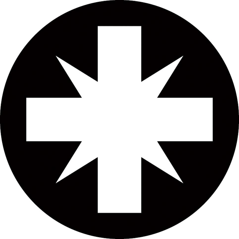 【PB】E6-192-3 階梯型十字型起子頭 - 「Webike-摩托百貨」