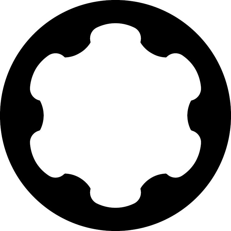 【PB】E6-401-40 階梯型星型內六角起子頭 - 「Webike-摩托百貨」