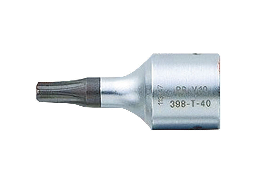【PB】V10-398-T55 .3/8SQ 星型內六角起子頭套筒 - 「Webike-摩托百貨」