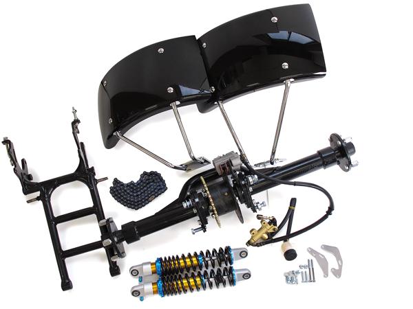 Trike Complete Kit