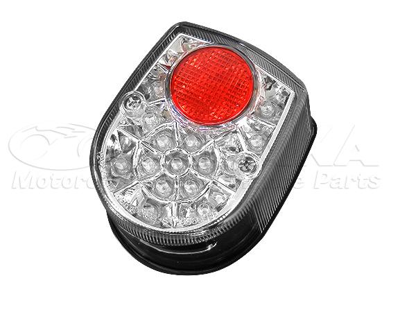 【田中商會】LED尾燈 (透明) - 「Webike-摩托百貨」