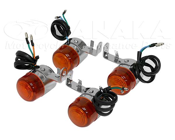 【田中商會】通用型方向燈 12V (原廠型) - 「Webike-摩托百貨」