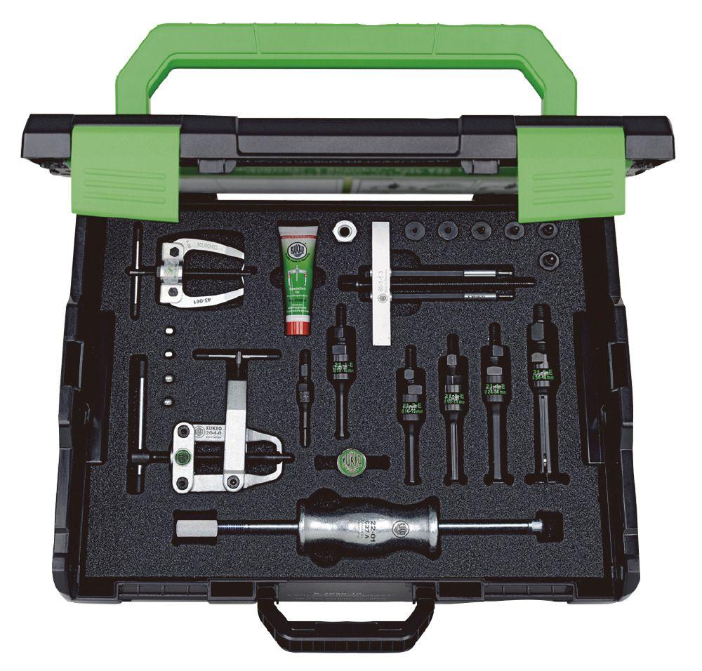 Bearing Puller Set