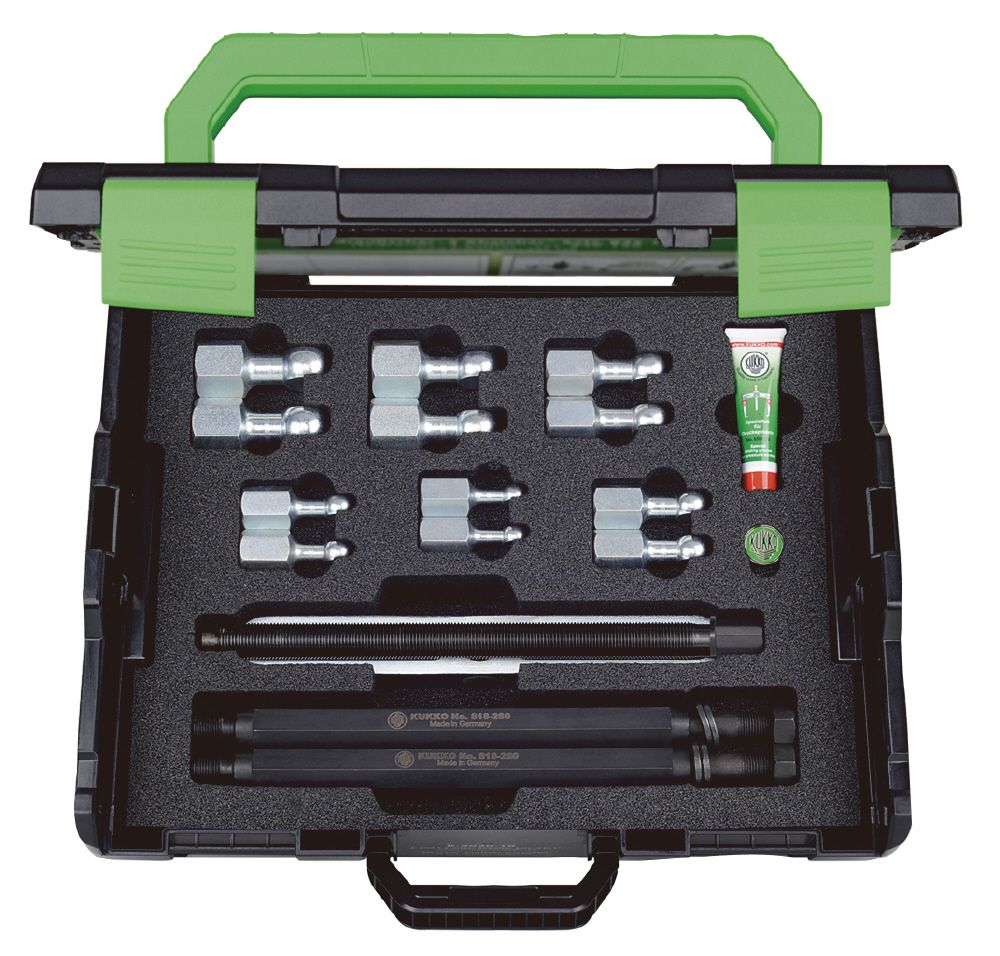 Ball Bearing Extractor Set