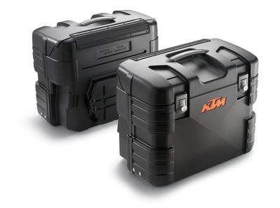 KTM POWER PARTS KTMパワーパーツCASE SET [サイドケースセット]