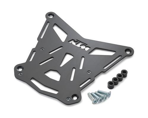 KTM POWER PARTS KTMパワーパーツトップケース用キャリアプレート