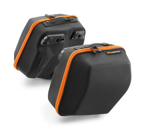 KTM POWER PARTS KTMパワーパーツSide bag set [サイドバッグセット]