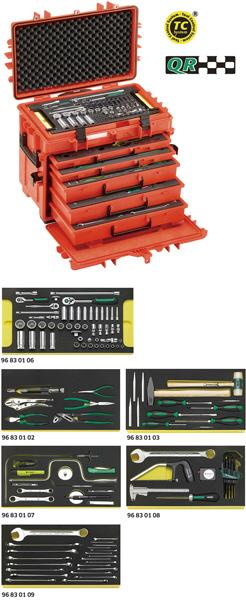 STAHLWILLE スタビレー航空機整備工具セット (98814905)