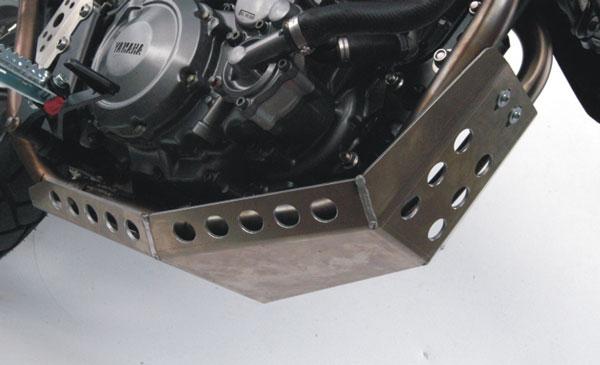 【TOURATECH】引擎下護板 (小型) - 「Webike-摩托百貨」