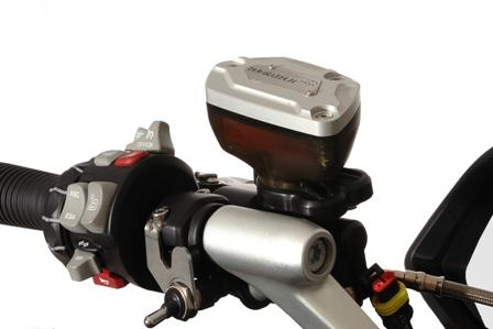 【TOURATECH】鋁合金 離合器油杯蓋 - 「Webike-摩托百貨」
