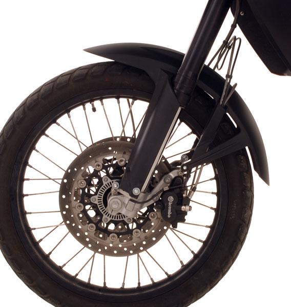 【TOURATECH】前土除加高套件&金屬煞車油管 - 「Webike-摩托百貨」