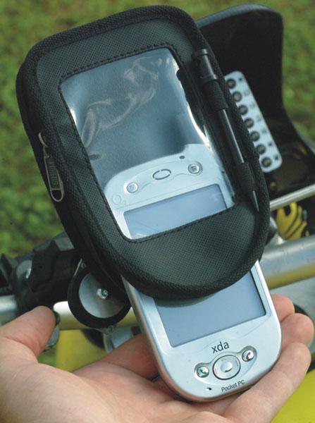 【TOURATECH】PDA固定座 - 「Webike-摩托百貨」