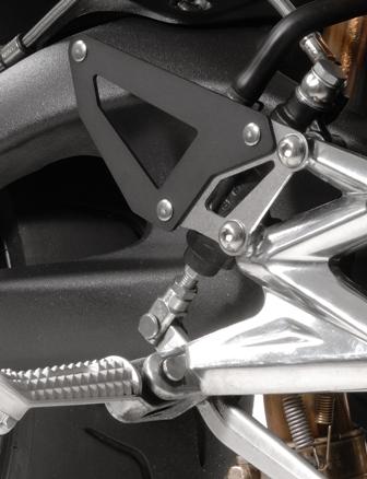 【TOURATECH】腳跟護蓋套件 - 「Webike-摩托百貨」