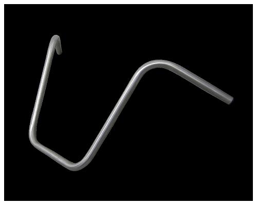 Neofactory ネオファクトリー:ヘコミ無し スカイハイバーハンドル 未塗装