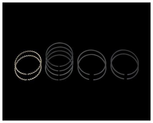【Neofactory】鑄造活塞環 +.030 - 「Webike-摩托百貨」