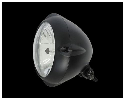 【Neofactory】5-3/4吋 復古造型頭燈 - 「Webike-摩托百貨」