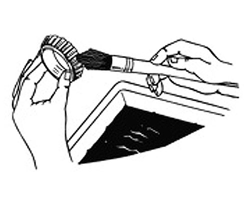 【Neofactory】LISLE 零件清洗刷 - 「Webike-摩托百貨」