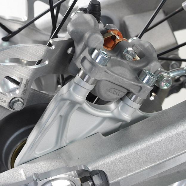 MOTOMASTER モトマスターオーバーサイズ 220mm リアブレーキ強化キット