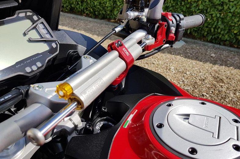 【CNC Racing】防甩頭支架套件 - 「Webike-摩托百貨」