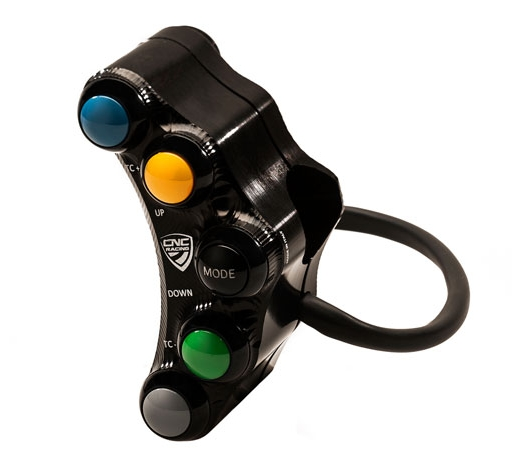 【CNC Racing】Race 左側把手開關 - 「Webike-摩托百貨」