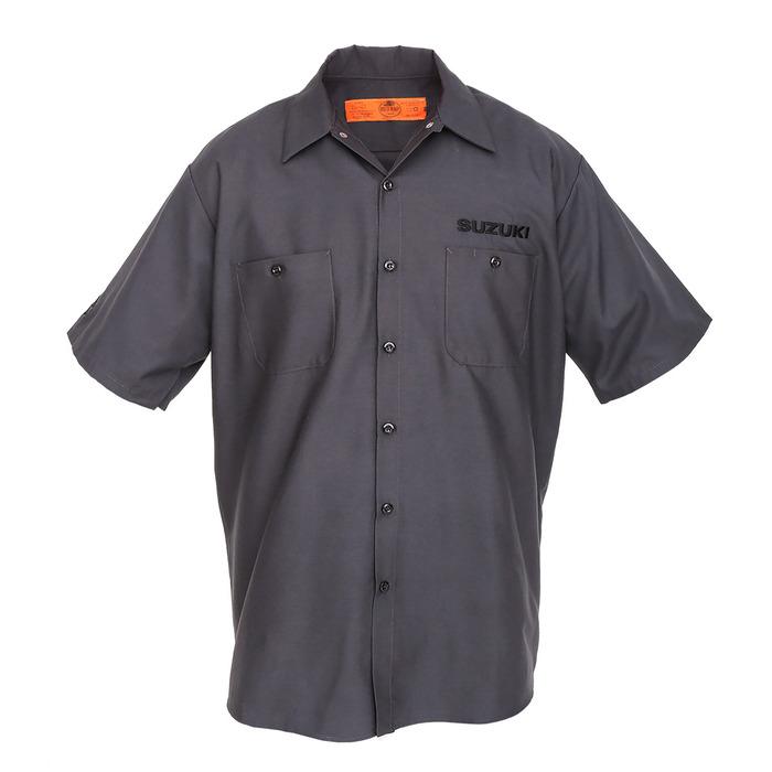 US SUZUKI 北米スズキ純正アクセサリー:Mechanics Shirt