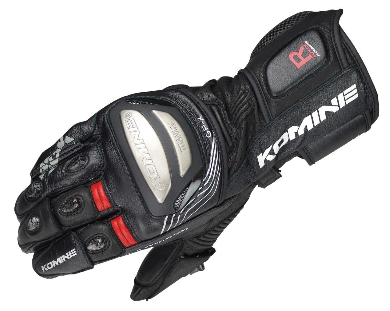 GK-212 Titanium RACING Gloves