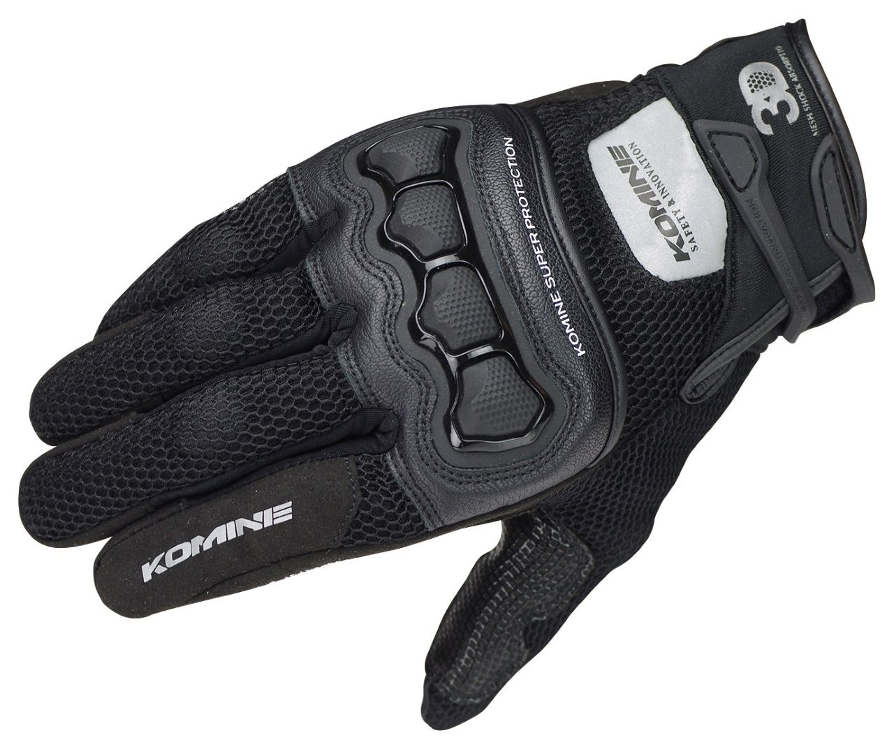 GK-215 Protect 3D Mesh Gloves