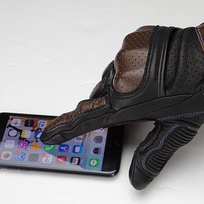 【KOMINE】GK-217 CE防護皮手套 - 「Webike-摩托百貨」
