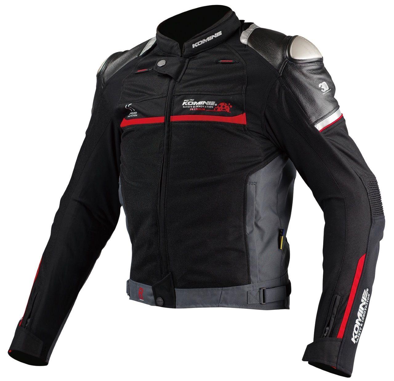 JJ-001 Titanium Mesh Jacket