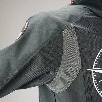 【KOMINE】MJ-004 半網格女用連帽外套 - 「Webike-摩托百貨」