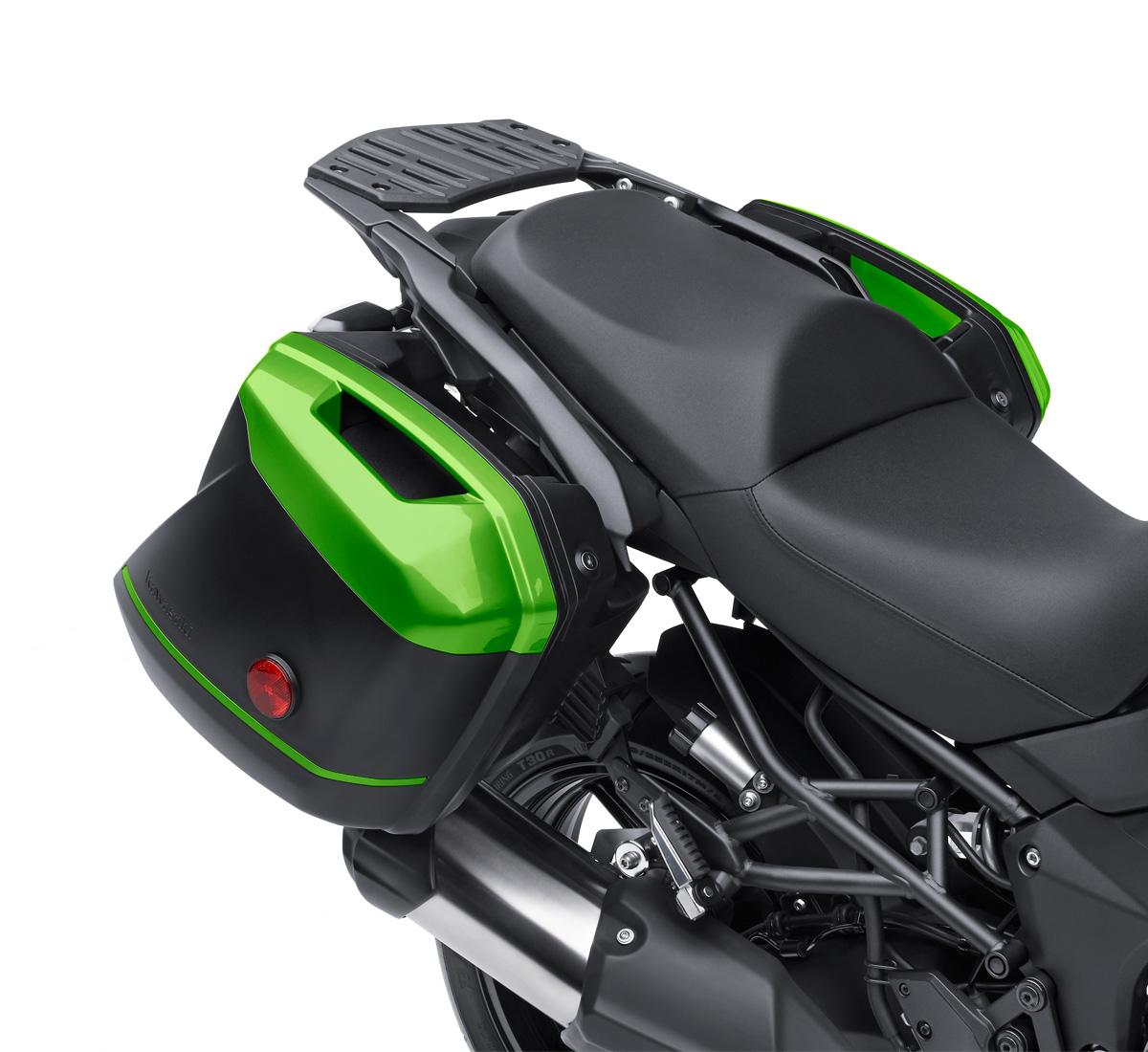 KQR ( TM ) 28 L Hardsaddle Bagquantity:Set Rim Set [ KQR ( TM ) 28 Liter Hard Saddlebag Set , Trim Set ]