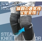 Stealth Fit Mesh Knee Protector ROUGH&ROAD