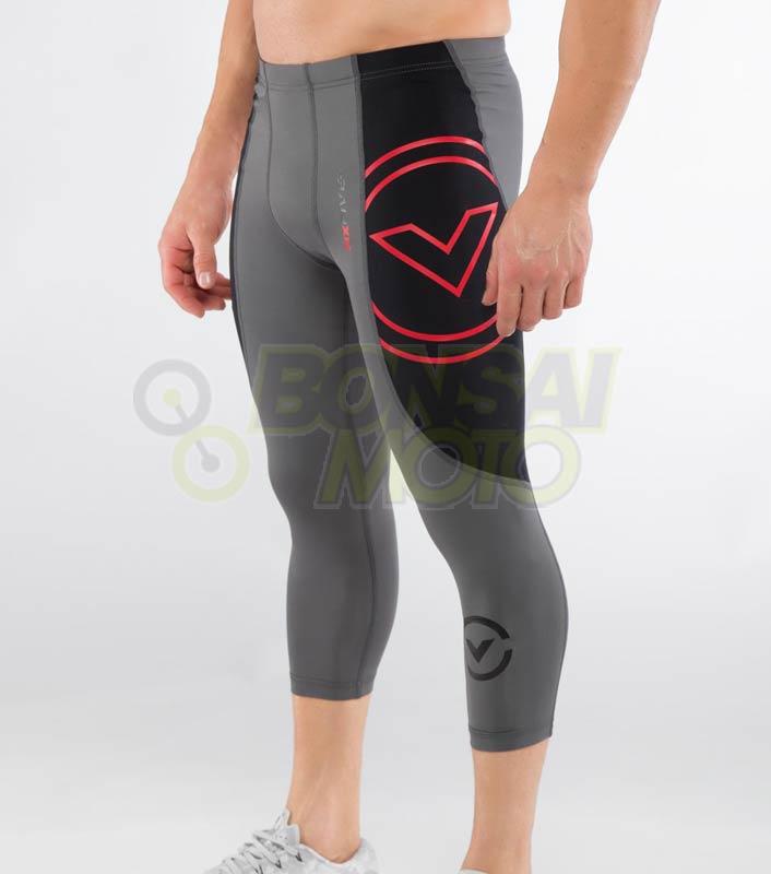 【VIRUS】靴型7分壓縮褲(RX5-v3)StayCool 冷速乾 - 「Webike-摩托百貨」