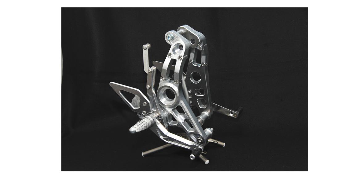 【de LIGHT】6段調整腳踏套件 - 「Webike-摩托百貨」