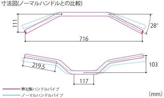 【SP武川】降低型鋁合金把手 - 「Webike-摩托百貨」