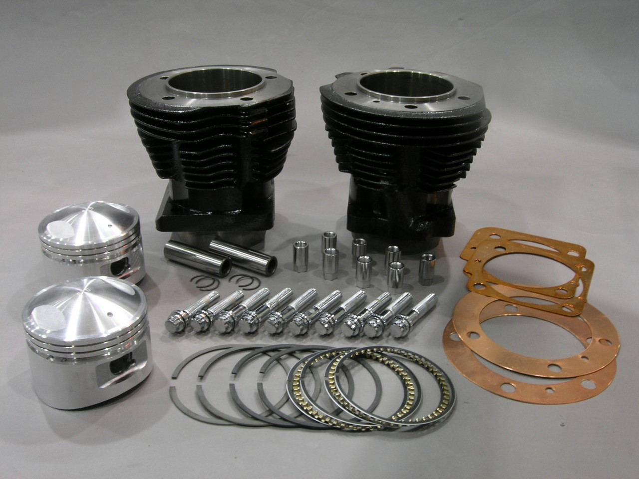 【SUNDANCE】3-5/8 Supertuff 汽缸套件 (附活塞) 舊型車用3-5/8 缸徑球墨鑄鐵汽缸套件 - 「Webike-摩托百貨」