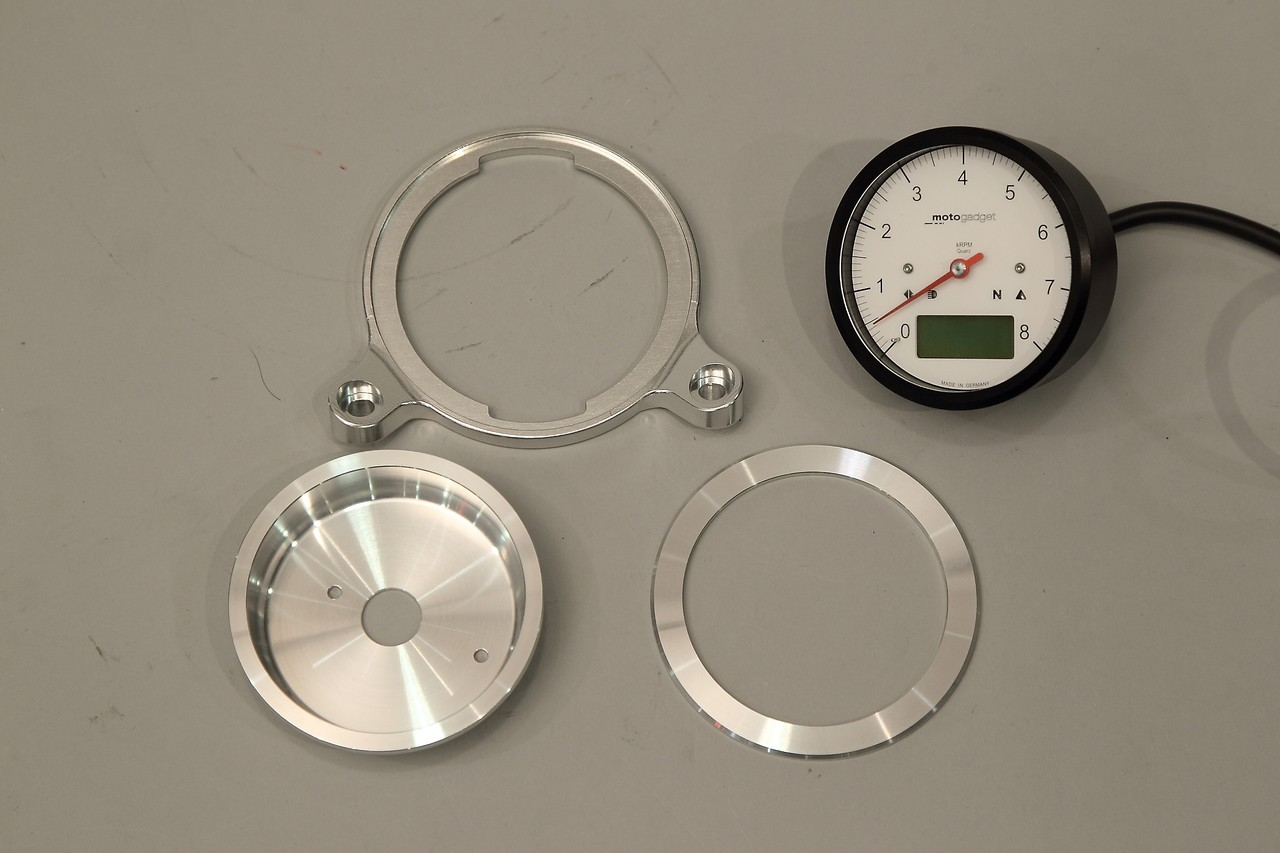 【SUNDANCE】3D 鋁合金切削加工儀表安裝套件 - 「Webike-摩托百貨」
