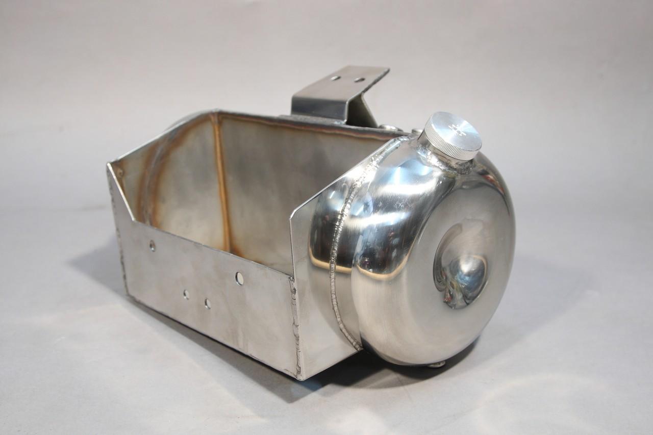 【SUNDANCE】啤酒桶型機油箱 - 「Webike-摩托百貨」