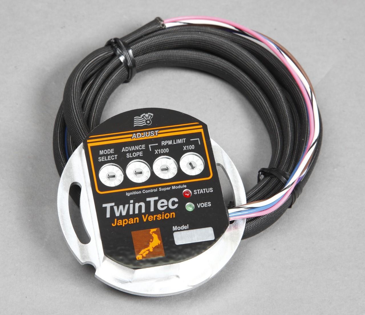 【SUNDANCE】Twin Tec 數位點火控制器 (EVO&Shovelhead) - 「Webike-摩托百貨」