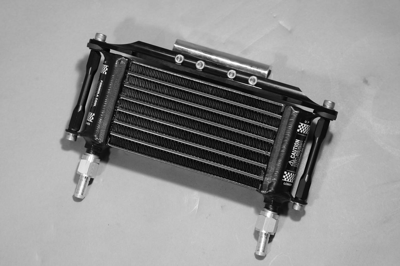 【SUNDANCE】Formula Cool 機油冷卻器 - 「Webike-摩托百貨」