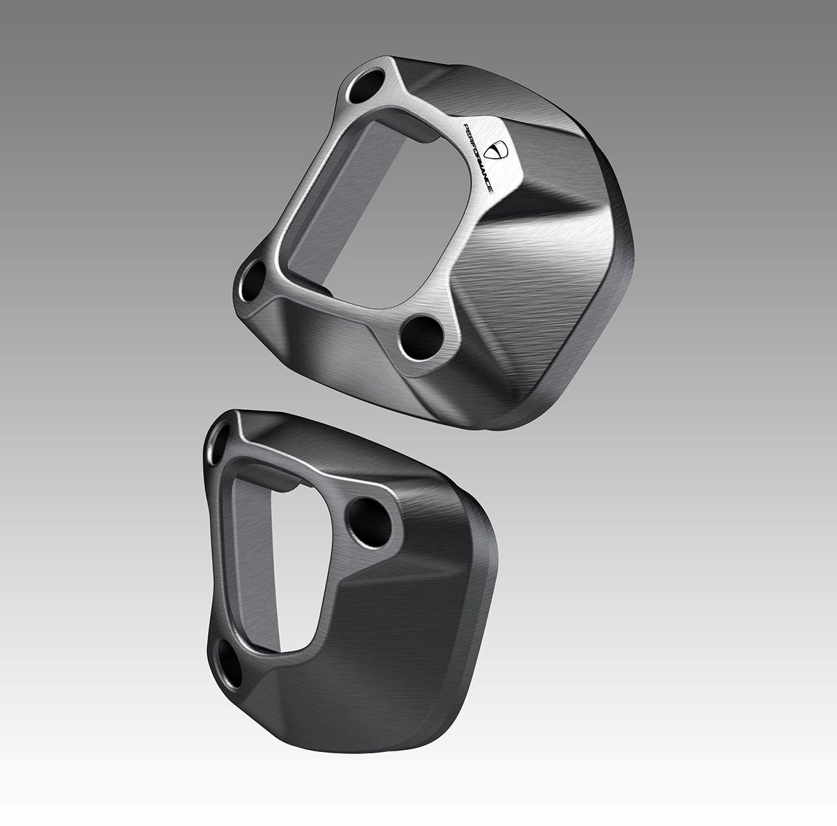 【DUCATI performance】排氣管尾蓋 type-approved - 「Webike-摩托百貨」